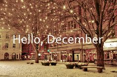 ♥ The long awaited December is finally here ! Hope you guys had an amazing November, and an awesome December as well. December is my fav m. December Baby, Happy December, December Wishes, Welcome December, December Quotes, December Calendar, Free Calendar, Calendar 2018, November