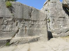 Hattusha: the Hittite Capital - Turkey Ancient Art, Ancient History, Ancient Ruins, Mystery Of History, Ancient Mysteries, Fortification, Archaeological Site, World Heritage Sites, Wonders Of The World