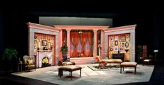 The Importance of Be - The Importance of Being Earnest set design - Google Search --- #Theaterkompass #Theater #Theatre #Schauspiel #Tanztheater #Ballett #Oper #Musiktheater #Bühnenbau #Bühnenbild #Scénographie #Bühne #Stage #Set