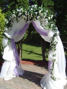 PVC wedding arch - Google Search