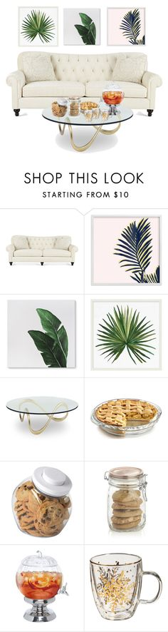 """""""Perfect Dining Room"""" by zahratsa on Polyvore featuring interior, interiors, interior design, home, home decor, interior decorating, Pottery Barn, AERIN, OXO and Crate and Barrel"""