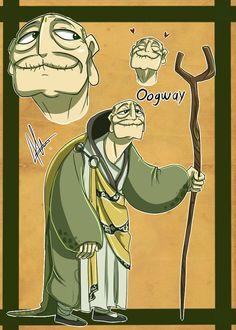 Human Oogway by yuramec.deviantart.com on @DeviantArt