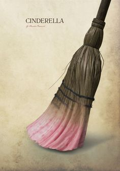 'Cinderella' by Iglika Angelova on artflakes.com as poster or art print $18.03