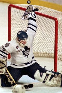 Glenn Healy (1997-2001) Ice Hockey Teams, Hockey Goalie, Nhl, Hockey Room, Goalie Mask, St Louis Blues, Nfl Fans, National Hockey League, Toronto Maple Leafs