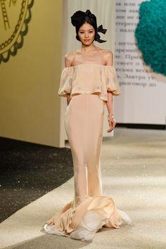Ulyana Sergeenko Spring/Summer 2013 Couture Collection