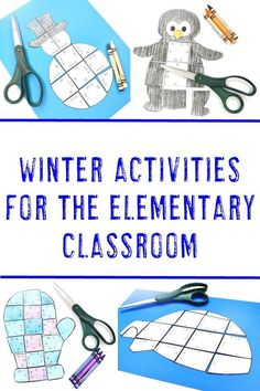 Your kids are going to love these fun winter activiites! Click through to find great igloo, snowmen, penguin, and mitten puzzles. They make great math and literacy supplements, or use them for review. There are various options for preschool, Kindergarten, 1st, 2nd, 3rd, 4th, 5th, 6th, 7th, or 8th grade. With an EDITABLE option for each shape, you're sure to find something your classroom or homeschool students can use during December or January. Plus make sure to check out the FREE download!