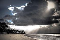 La plage Andernos Les Bains Photo D Art, Aquitaine, Homeland, Bordeaux, Mars 2018, Clouds, Ferret, Cap, Outdoor