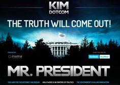 Le fondateur de Megaupload crache sur Obama