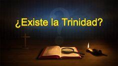 Dios te habla | ¿Existe la Trinidad? #LaVenidaDeCristo #MisteriosDeLaBiblia #ElMundoReligioso Trinidad, Words, Youtube, Salvador, Poetry, Christ, Daughter Of God, Gods Will, Christian Movies
