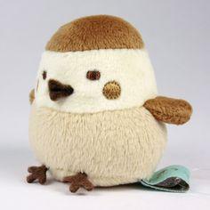 https://flic.kr/p/MpT11m | San-X Sumikko Gurashi Mini Plush (Sparrow)