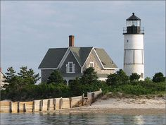 Lighthouse on Sandy Neck, Cape Cod....we would go to this beach everytime we were at the cape.