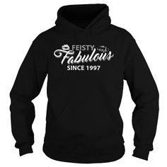 Feisty Fabulous SINCE 1997 TShirt Perfect Birthday Gift for menwomen #1997 #tshirts #birthday #gift #ideas #Popular #Everything #Videos #Shop #Animals #pets #Architecture #Art #Cars #motorcycles #Celebrities #DIY #crafts #Design #Education #Entertainment #Food #drink #Gardening #Geek #Hair #beauty #Health #fitness #History #Holidays #events #Home decor #Humor #Illustrations #posters #Kids #parenting #Men #Outdoors #Photography #Products #Quotes #Science #nature #Sports #Tattoos #Technology…