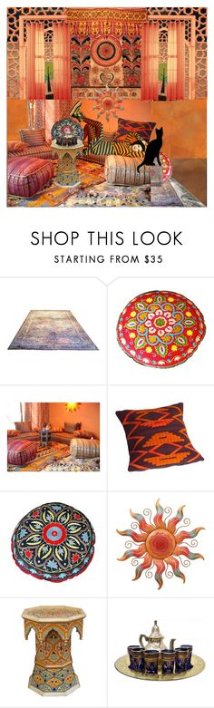 """""""living spaces 4"""" by jazzy ❤ liked on Polyvore featuring interior, interiors, interior design, home, home decor, interior decorating, Lonely Planet, HLC.ME, NOVICA and WALL"""