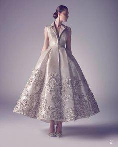 Perfeito! Por: Haute couture week