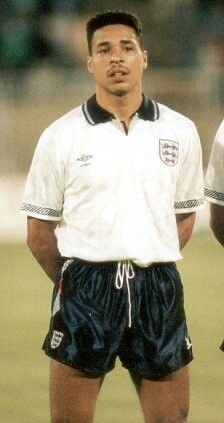 Des Walker. England caps 59. He was part of the England team that reached the world cup semi final at Italia 90. He won the league cup twice with Nottingham Forest. B 1965.