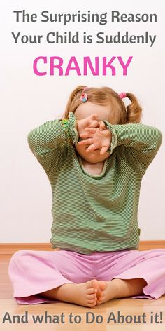 Could it be a cognitive leap? A parenting action plan on how to get your child back to their happy selves. A cranky child is a growing child. via @nthrive