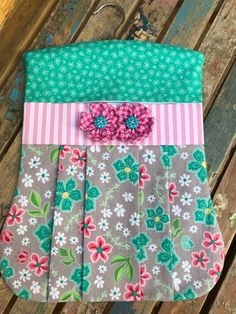 Items similar to Clothes Pin Bag on Etsy Clothespin Bag, Star Clothing, Button Flowers, Almost Always, Key Fobs, Pretty Outfits, Scrap, Gift Wrapping, Quilts