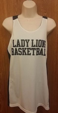 Lady Lions Basketball Reversible Jersey Womens Nike Penn State Nittany Lions #Nike #PennStateNittanyLions