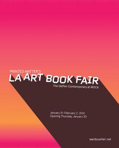 2014 LA Art Book Fair  Printed Matter, Inc.