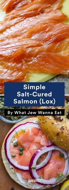 6. Salt-Cured #healthy #salmon #recipes http://greatist.com/eat/salmon-recipes-we-swear-you-wont-screw-up