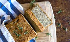 A healthy, gluten-free, grain-free bread recipe and easy chia jam to go with it. Almond Flour Bread, Almond Flour Recipes, Gf Recipes, Dairy Free Recipes, Bread Recipes, Cooking Recipes, Almond Meal, Healthy Recipes, Diabetic Recipes