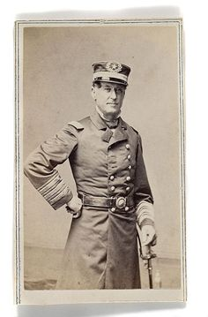 Civil War CDV of Admiral David Farragut, - Cowan's Auctions