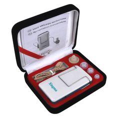 Digital Ear Hearing Amplifier XM-999E Small Ear Convenient Voice Sound Amplifier Hearing Aid Aids