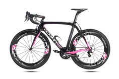 Pinarello Dogma 65.1 Think 2 2013 Giro dItalia Edition (side view)