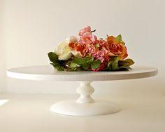 16 Inch Cake Stand Custom Order Stands By Ritamarieweddings