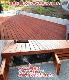 収納 Outdoor Furniture, Outdoor Decor, Architecture Details, My House, Diy And Crafts, Sweet Home, Exterior, House Design, Patio