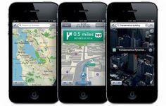 Google Maps para o iOS em fase final de desenvolvimento