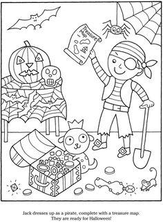 Welcome to Dover Publications: Color & Cook HALLOWEEN