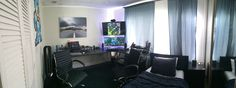 My room in its entirety