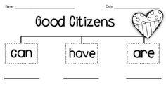 Map Symbols anchor chart: Social Studies unit for