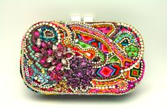 """OMG - i have no words to describe this amazing """"The One of a Kind Clutch by Doloris Petunia - No. 1"""""""
