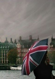 Looking across the River Thames to Portcullis House, London, UK