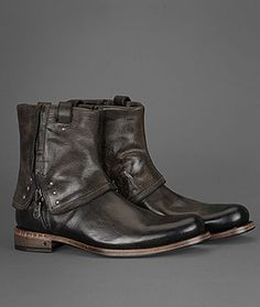 "John Varvatos, ""Brixton Pullover Boot"", $1298, http://www.johnvarvatos.com/Brixton_Pullover_Boot/pd/np/13334/p/4750.html"