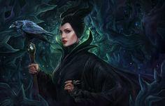 Maleficent by dandelion-s.deviantart.com on @deviantART