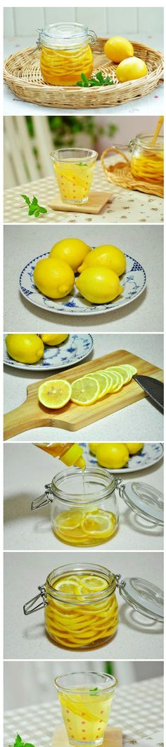 Lemon for Sore Throat