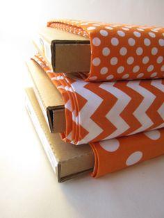 Riley Blake Orange Fabric Half Yard Bundle by minimushrooms, $13.50