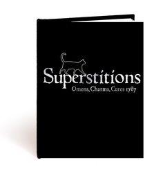 Superstitions - Bodleian Publishing Bodleian Shop
