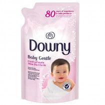 Downy Baby Gentle Fabric Softener Concentrated One Rinse Formula Size l. Baby Laundry Detergent, Downy, Fabric Softener, Drink Bottles, Shopping
