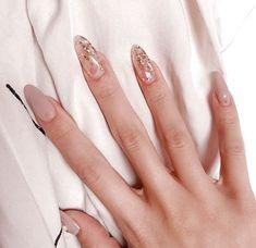Chic Nails, Classy Nails, Stylish Nails, Simple Nails, Chic Nail Art, Pink Nail Art, Perfect Nails, Gorgeous Nails, Pretty Nails