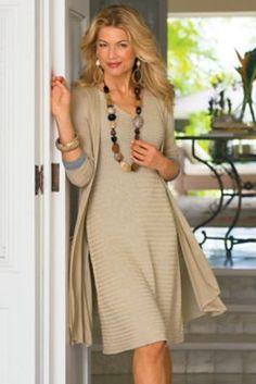 Effortless Cardi - Lightweight Cardigan, Open Front Cardigan   Soft Surroundings