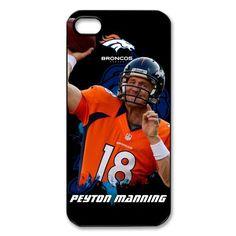 Peyton Manning as a Denver Bronco   denver broncos Peyton Manning iPhone 5 Case Cover 188   paradise ...