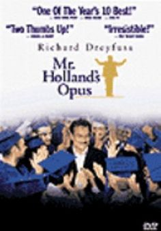 Cover image for Mr. Holland's opus