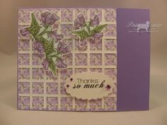 Pattis Paper Creations Doodle Pantry's Sweetpea
