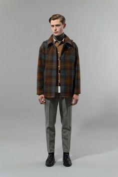 #Menswear #Trends SMITH-WYKES Fall Winter 2015 Otoño Invierno #Tendencias #Moda Hombre   F.Y!