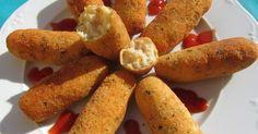 """Varitas de merluza """"Pescanova"""",cocina tradicional."""