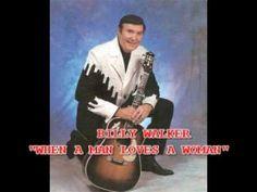 """BILLY WALKER -""""WHEN A MAN LOVES A WOMAN""""(1970)"""
